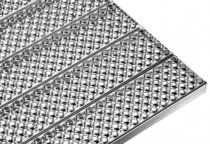 Podestový rošt MARBLE 1000 x 1000 x 32 mm
