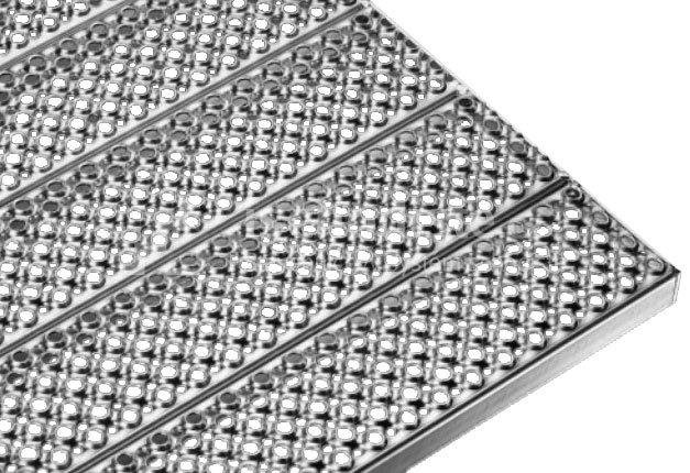 Podestový rošt MARBLE 700 x 1500 x 32 mm