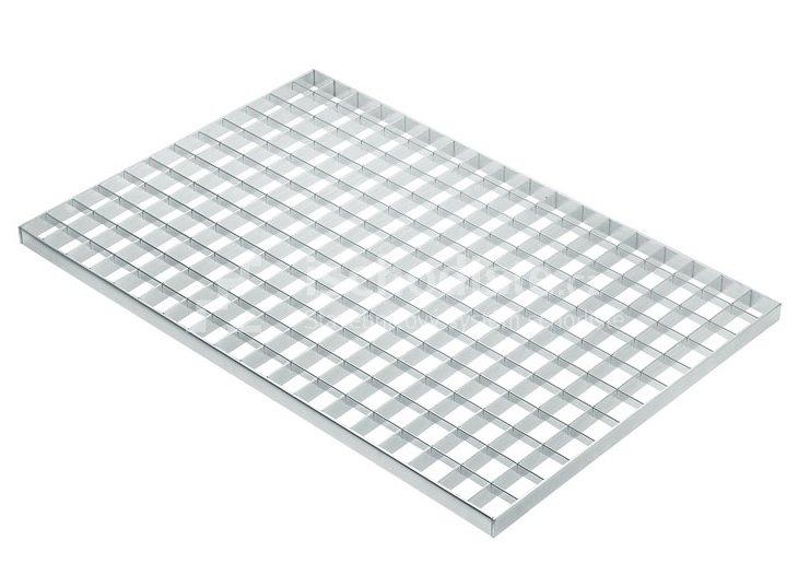 Podestový rošt POROROŠT 1000 x 1250 x 30 mm - 30/30 mm