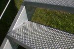 Schodišťový stupeň MARBLE 800 x 275 x 45 mm